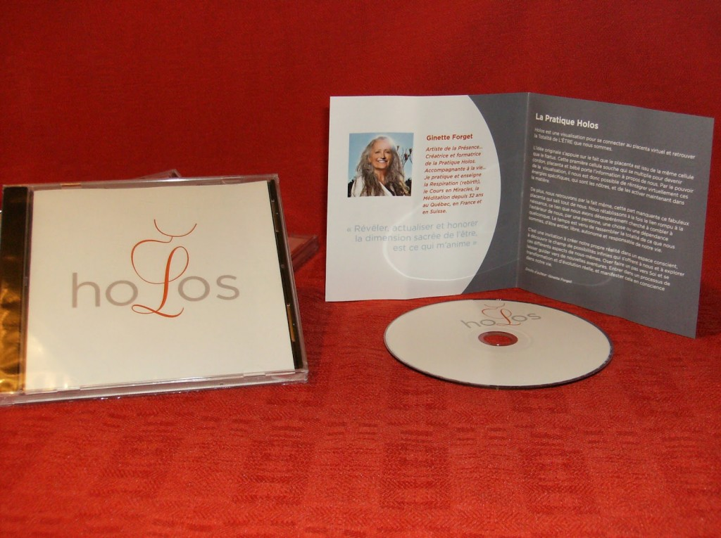 CD holos