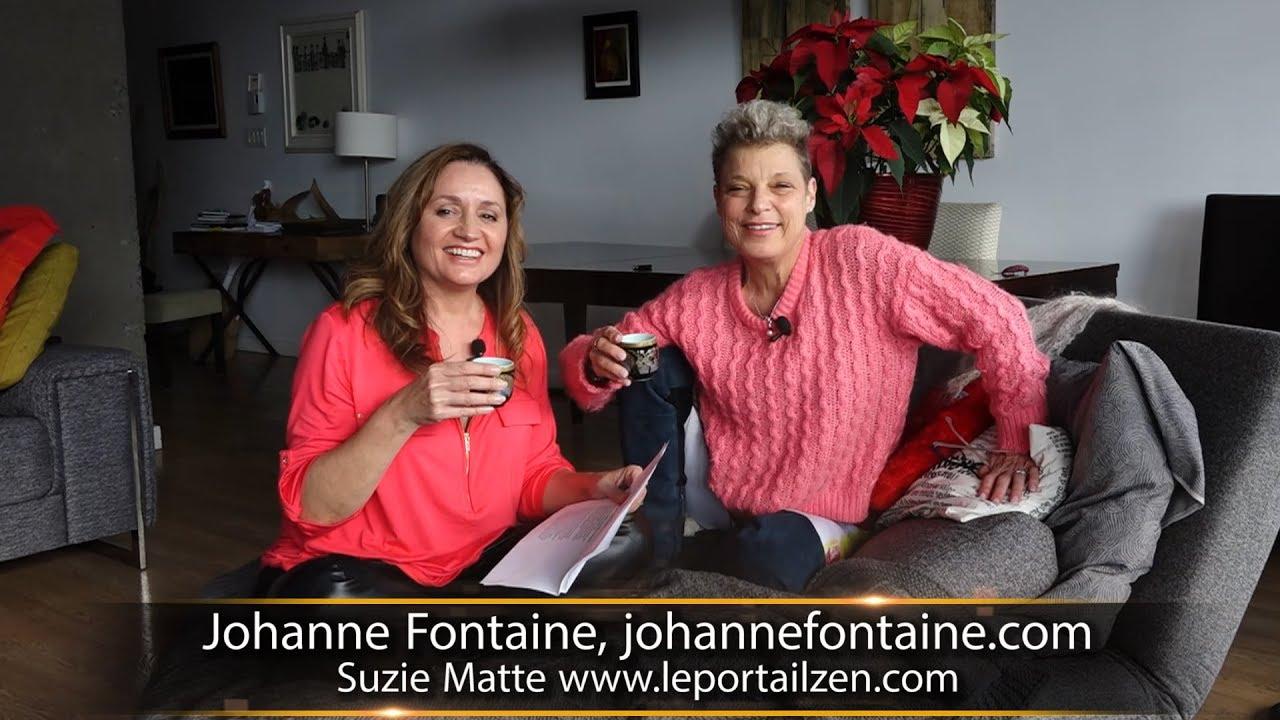 Le Portail ZEN Entrevue avec Johanne Fontaine coach certifiée, auteure, conférencière - Le ...